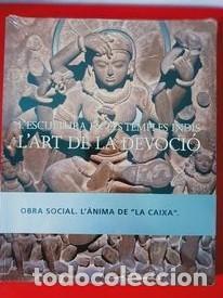 L'ESCULTURA EN EL TEMPLES INDIS / PRECINTADO / EDI. LA CAIXA / EDICIÓN 2007 (Libros Nuevos - Bellas Artes, ocio y coleccionismo - Otros)