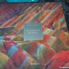 Libros: NATURALEZA INCREIBLE. Lote 254974270