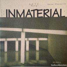 Libros: ARTISTAS DE LO INMATERIAL. COLECCIÓN ARTE HOY. Lote 258188070