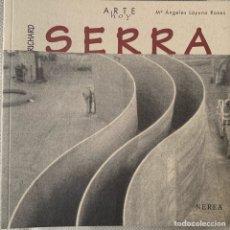 Libros: RICHARD SERRA. Lote 258191170