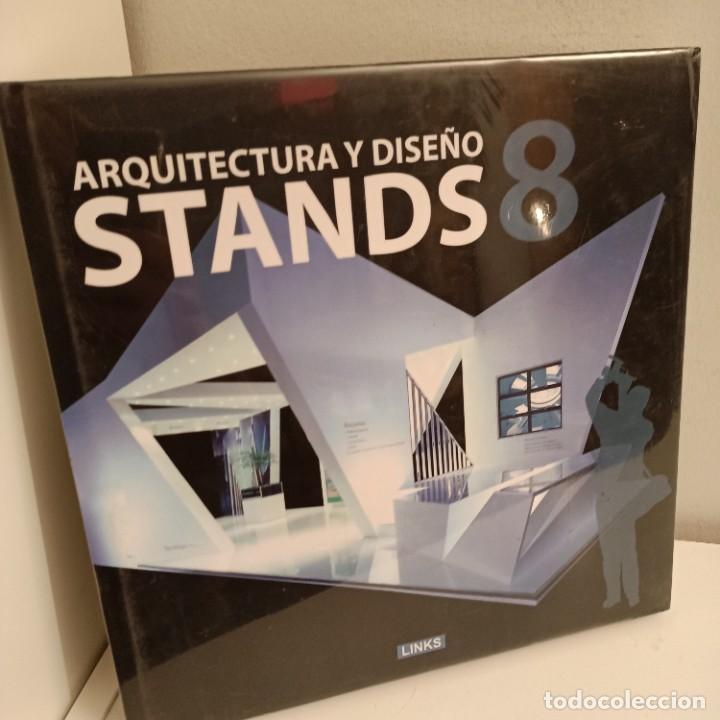 STANDS, ARQUITECTURA Y DISEÑO Nº 8, V.V.A.A., ARQUITECTURA-DISEÑO, LINK, 2008 (Libros Nuevos - Bellas Artes, ocio y coleccionismo - Otros)