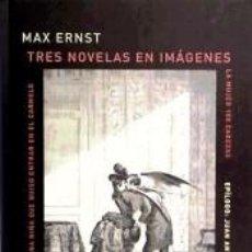Libros: TRES NOVELAS EN IMAGENES. Lote 260819340