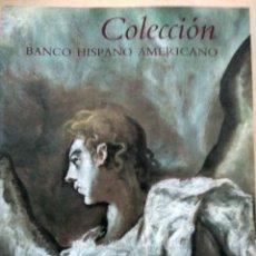 Libros: COLECCIÓN BANCO CENTRAL HISPANO ARTE. Lote 261124115