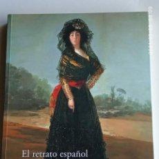 Libros: EL RETRATO ESPAÑOL. Lote 261157330