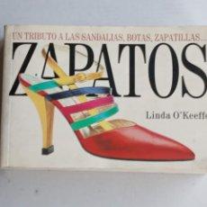 Libros: ZAPATOS. Lote 261157540