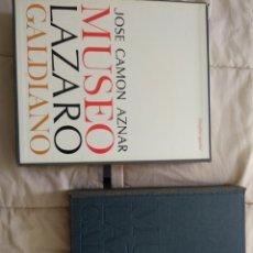 Libros: MUSEO LÁZARO GALDIANO. Lote 261201115