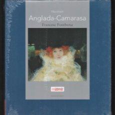 Libros: ANGLADA-CAMARASA FRANCESC FONTBONA FUNDACIÓN MAPFRE INSTITUTO CULTURA 2006 1ª EDICIÓN PLASTIFICADO. Lote 262543455