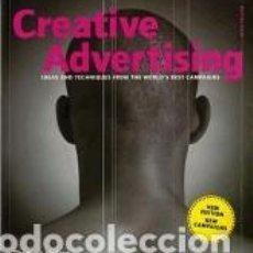 Libros: CREATIVE ADVERTISING. Lote 262704370