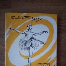 Libros: EMILIO FREIXAS // DIBUJANDO BALLET 1967. Lote 262748630