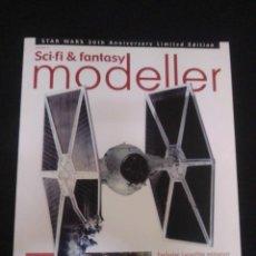 Libros: SCI FI & FANTASY MODELLER ESPECIAL STAR WARS. Lote 263054575