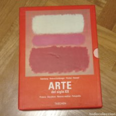 Libros: ARTE DEL SIGLO XX. TASCHEN.. Lote 263203205