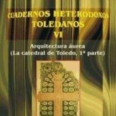 Libros: ARQUITECTURA ÁUREA. Lote 268617729