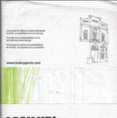 Libros: LOOK UP!NATURAL PORTO ART SHOW. VVAA. 2010.. Lote 269762448