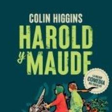 Libros: HAROLD Y MAUDE. Lote 269834343