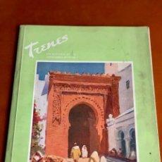 Libros: TRENES. RENFE NÚM 51 - 1952. Lote 270963553