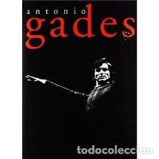 Libros: VARIOS AUTORES - ANTONIO GADES (PRECINTADO). Lote 272256643