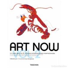 Libros: ART NOW. VOLUMEN 2. Lote 273279808