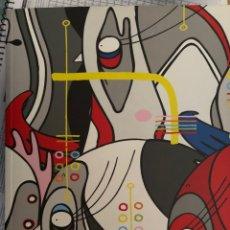 Libros: ROJO MAGAZINE - AIR - LIBRO DE ILUSTRACIÓN FOTOGRAFÍA ARTE. Lote 273489553