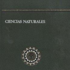 Libros: CIENCIAS NATURALES ( BRUGUERA ) 1969 COMPLETA. Lote 275849558