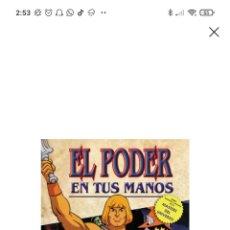Livros: EL PODER EN TUS MANOS. Lote 276598808