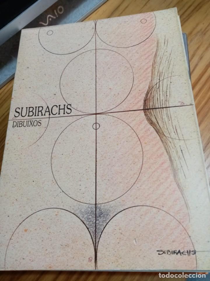 LIBRO DE DIBUJOS DE SUBIRACHS (Libros Nuevos - Bellas Artes, ocio y coleccionismo - Otros)