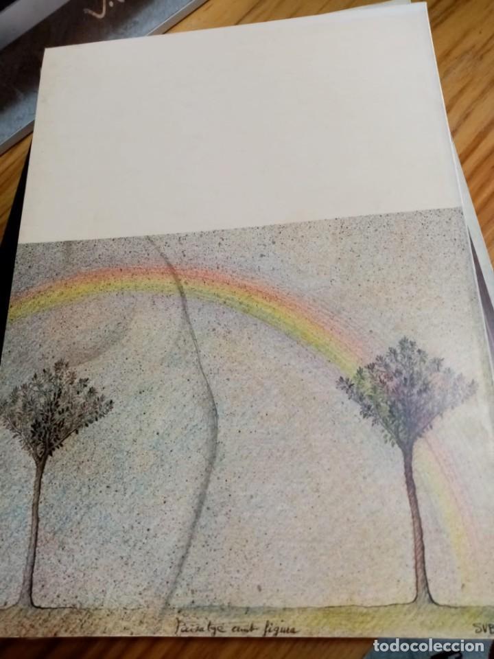 Libros: Libro de dibujos de Subirachs - Foto 2 - 277167203
