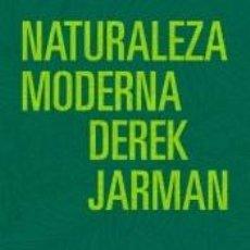 Libros: NATURALEZA MODERNA. Lote 277421453
