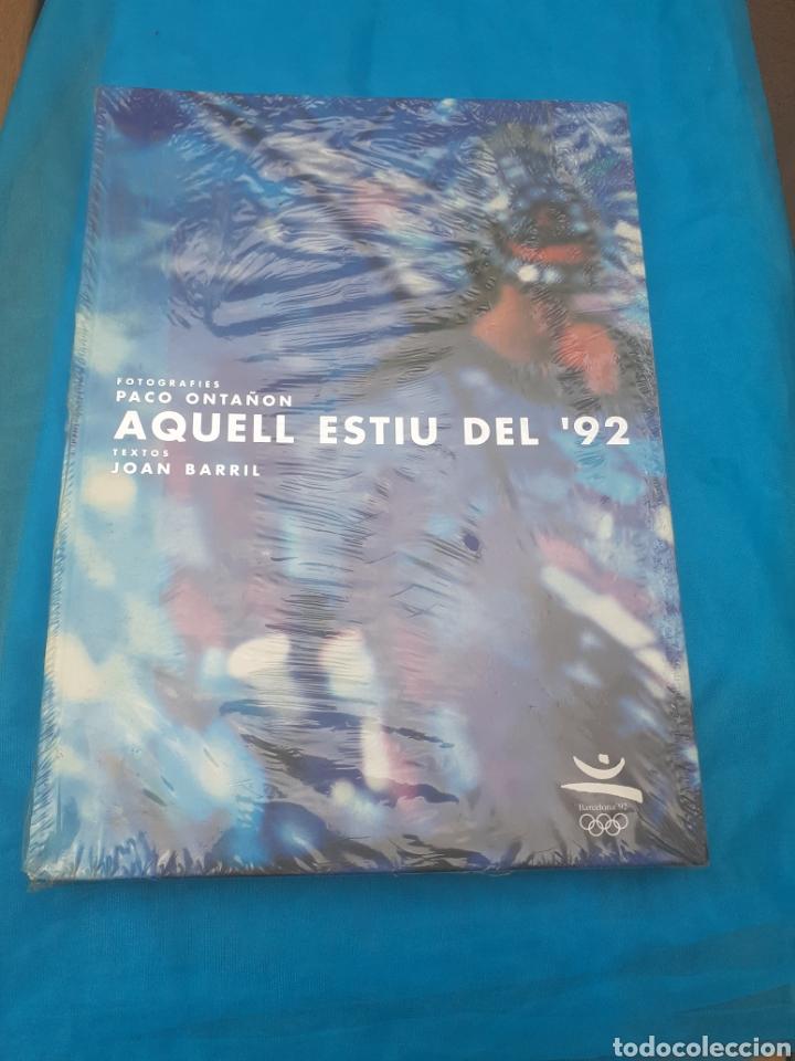 Libros: Grande libro precintado de Barcelona 1992 - Foto 2 - 287487443