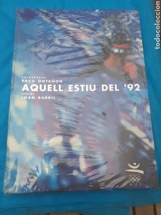GRANDE LIBRO PRECINTADO DE BARCELONA 1992 (Libros Nuevos - Bellas Artes, ocio y coleccionismo - Otros)