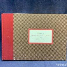 Libros: EL LIBRO DE LOS DESASTRES DE LA GUERRA FRANCISCO GOYA MUSEO NACIONAL DEL PRADO MADRID 2000 25X35X4CM. Lote 287997988