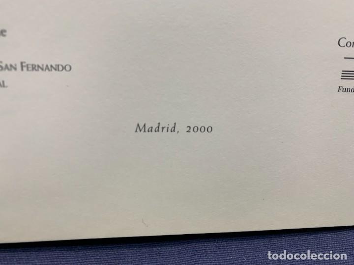 Libros: EL LIBRO DE LOS DESASTRES DE LA GUERRA FRANCISCO GOYA MUSEO NACIONAL DEL PRADO MADRID 2000 25X35X4CM - Foto 5 - 287997988