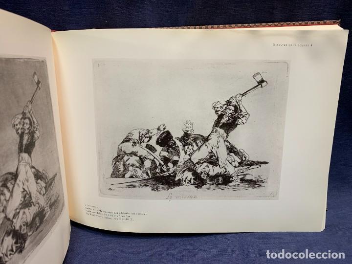 Libros: EL LIBRO DE LOS DESASTRES DE LA GUERRA FRANCISCO GOYA MUSEO NACIONAL DEL PRADO MADRID 2000 25X35X4CM - Foto 8 - 287997988