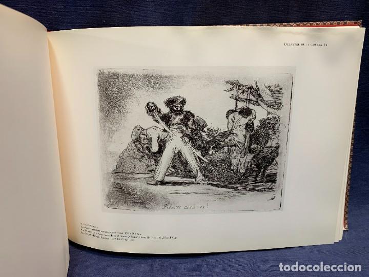 Libros: EL LIBRO DE LOS DESASTRES DE LA GUERRA FRANCISCO GOYA MUSEO NACIONAL DEL PRADO MADRID 2000 25X35X4CM - Foto 10 - 287997988