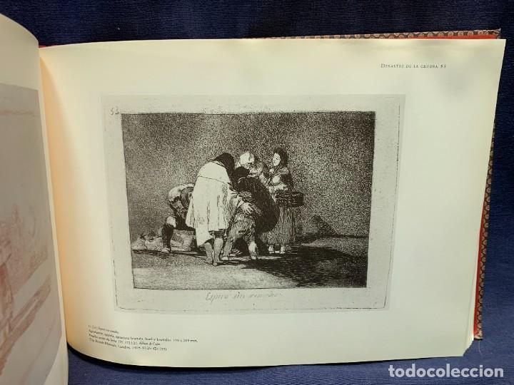 Libros: EL LIBRO DE LOS DESASTRES DE LA GUERRA FRANCISCO GOYA MUSEO NACIONAL DEL PRADO MADRID 2000 25X35X4CM - Foto 11 - 287997988