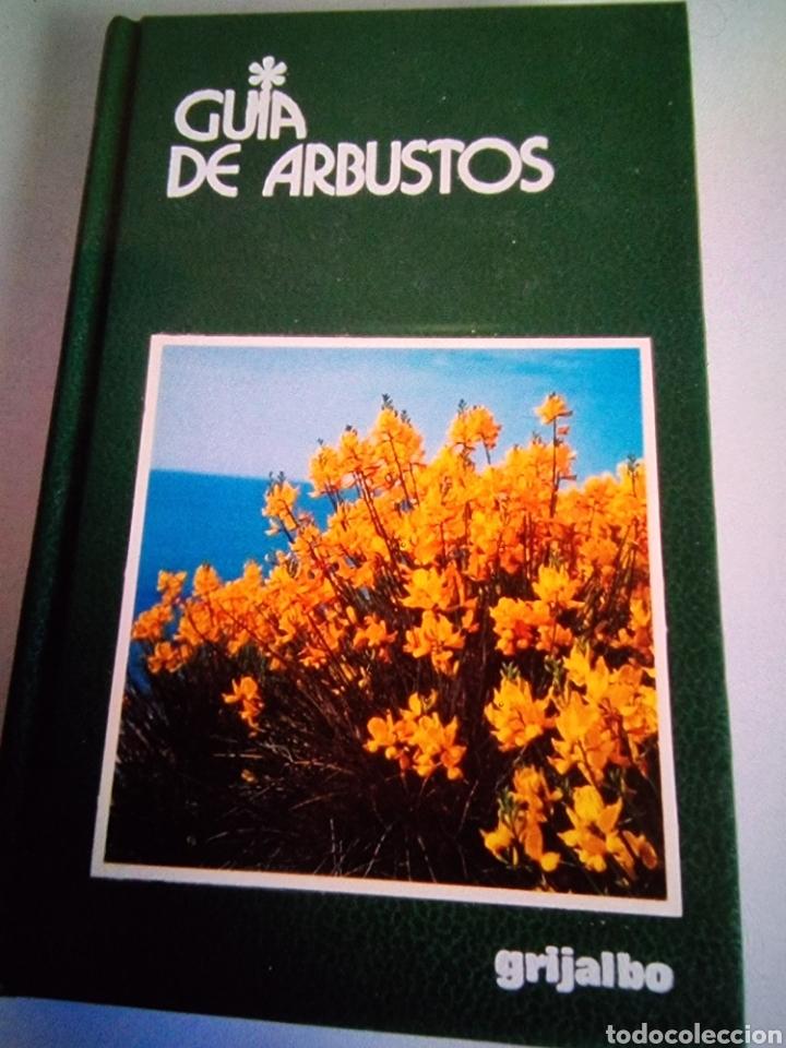 GUIA DE ARBUSTOS, LIBRO EDITADO POR GRIJALBO, COMPLETAMENTE NUEVO (Libros Nuevos - Bellas Artes, ocio y coleccionismo - Otros)