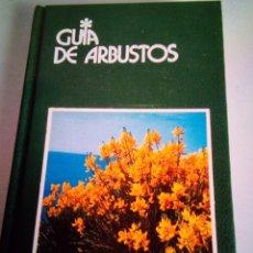 Libros: GUIA DE ARBUSTOS, LIBRO EDITADO POR GRIJALBO, COMPLETAMENTE NUEVO. Lote 288578263