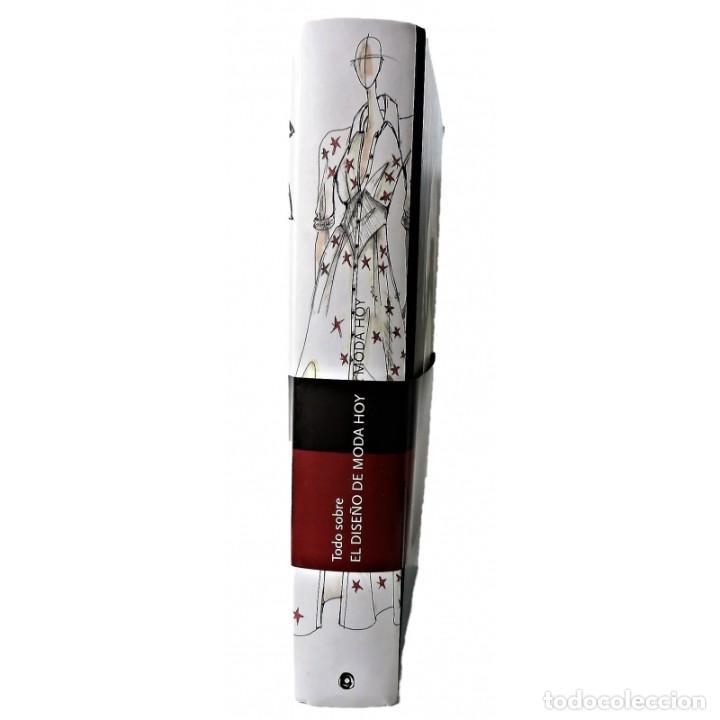 """Libros: LIBRO""""DISEÑO DE MODA HOY"""" - Foto 2 - 288884528"""