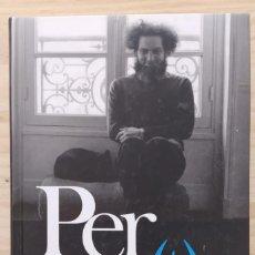 Libros: PERE(T)C. TENTATIVA DE INVENTARIO. Lote 288871188