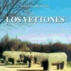 Libros: LOS VETTONES. Lote 289399513