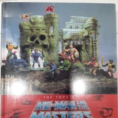 Libri: THE TOYS OF HE-MAN AND THE MASTERS OF THE UNIVERSE - MASTERS DEL UNIVERSO - PIXELDAN. Lote 292621148