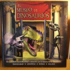 Libros: EL MUNDO DE LOS DINOSAURIOS. POP UP. Lote 293904908