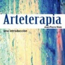 Libros: ARTETERAPIA : UNA INTRODUCCIÓN. Lote 297033243