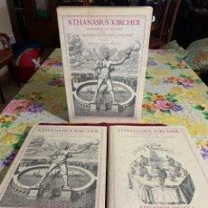 Libros: ITINERARIO DEL ÉXTASIS O LAS IMÁGENES DE UN SABER UNIVERSAL. ATHANASIUS KIRCHER.. Lote 297107843