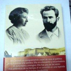Libros: ROSA LUXEMBURGO Y LEO JOGICHES - SEIDEMANN, MARIA. Lote 213553327