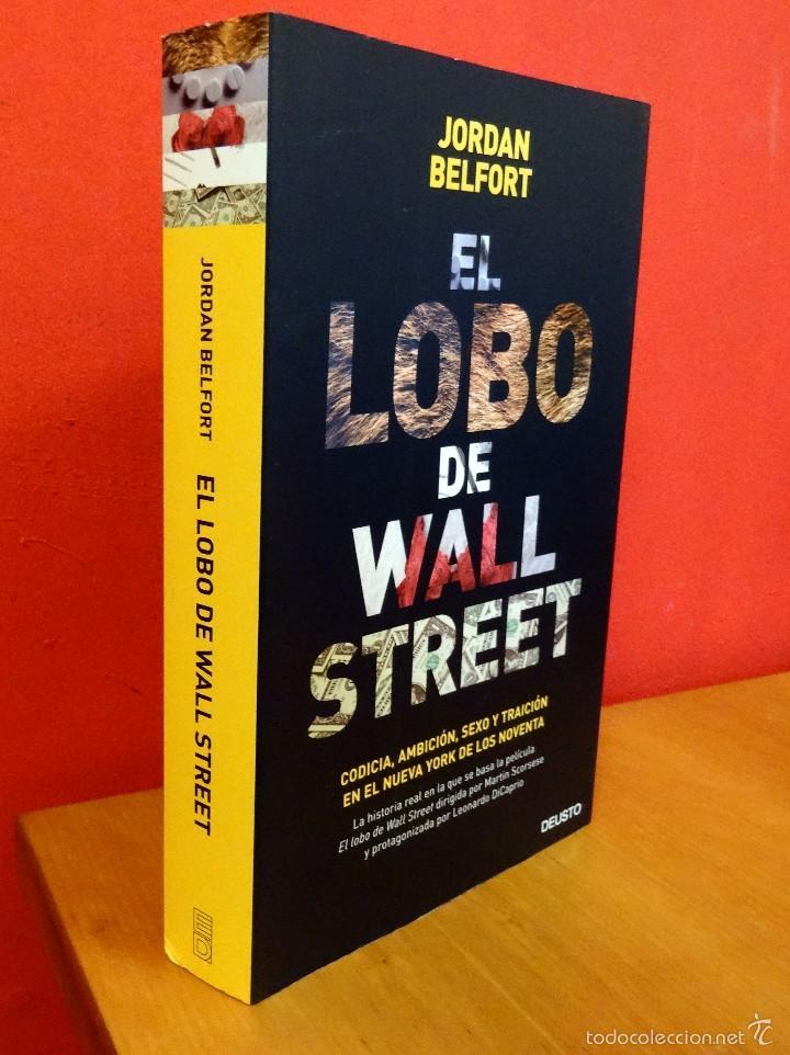 jordan belfort libro  El lobo de wall street jordan belfort libro - n - Sold through ...