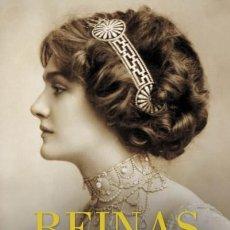 Reinas malditas: Maria Antonieta, Emperatriz Sissi, Eugenia de Montijo, Alejandra Romanov y otras Pl