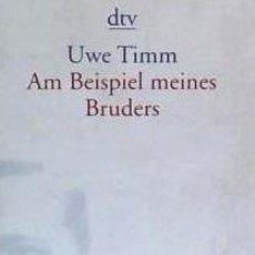 Am Beispiel meines Bruders DTV Deutscher Taschenbuch