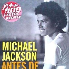 Libros: MICHAEL JACKSON: ANTES DE SER EL REY NORMA EDITORIAL. Lote 104281064