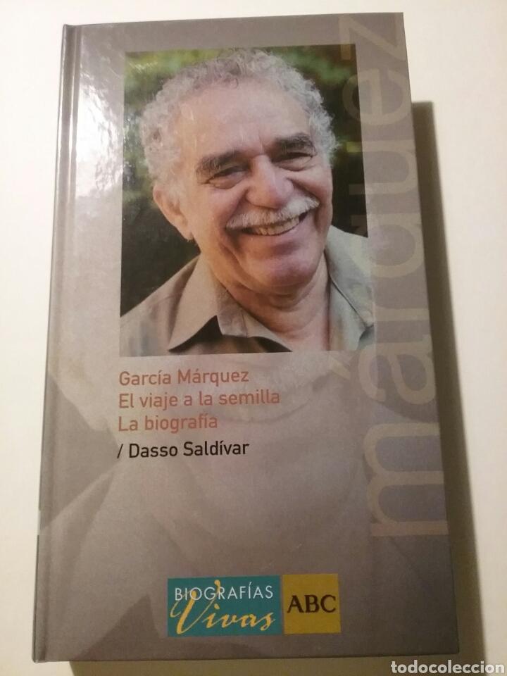 EL VIAJE A LA SEMILLA, AUTOR GARCIA MARQUEZ (Libros Nuevos - Literatura - Biografías)