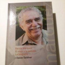 Libros: EL VIAJE A LA SEMILLA, AUTOR GARCIA MARQUEZ. Lote 104902991